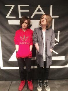 Shoya and Tatsuya- Diaura