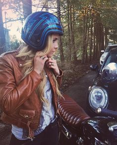 Real Biker Women shesinparties
