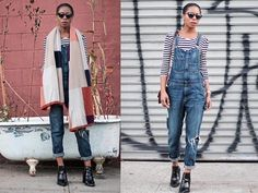 Get this look: http://lb.nu/look/8622539  More looks by Opal S: http://lb.nu/user/766404-Opal-S  Items in this look:  H&M Denim Overalls
