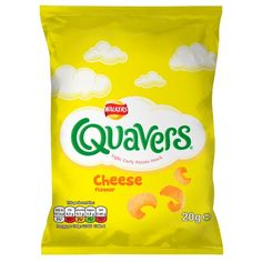 Walkers Quavers Cheese Snack 20G