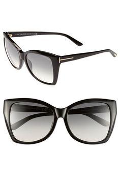 Tom Ford 'Carli' 57mm Sunglasses