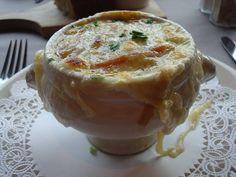 Jacques Pepin's French Onion Soup