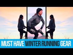 The right winter running gear makes the miles fly by despite the dropping temperatures! Here are the tried and tested pieces that Cold Weather Running Gear, Winter Running, Suddenly, Must Haves, Gears, Sports, Youtube, Fictional Characters, Hs Sports