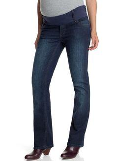 Best seller RESTOCKED- Esprit - Bootcut Jeans in Dark Wash