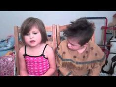 Adorable! A little girl talks about her brother, who has Down syndrome. Really precious video, so sweet.