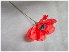 A paper flower DIY tutorial (part 2) - Always Andri Wedding Design www.alwaysandri.co.uk