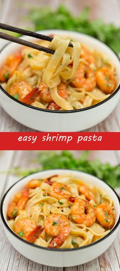 easy shrimp pasta, easy shrimp pasta recipes-- I do love a good basic recipe. This Easy Shrimp recipe is just that. easy shrimp pasta, easy shrimp pasta recipes-- I do love a good basic recipe. This Easy Shrimp recipe is just that. Buffalo Shrimp Recipes, Shrimp Recipes Easy, Healthy Pasta Recipes, Asian Recipes, Vegetarian Recipes, Cooking Recipes, Seafood Recipes, Best Dinner Recipes Ever, Easy Dinner Recipes