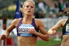 Sexy Dutch runner