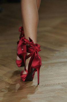 Lovely red heels