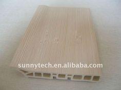 wpc Skirting board use pvc skirt $0.2~$2