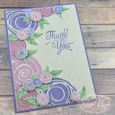 Miss Pinks Craft Spot featuring Stampin' Up! products by Sue Vine