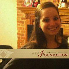 Mackenzie Frazier, Zeta Gamma, S. June Smith Founders' Memorial Scholarship