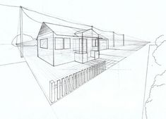 Rented House in Perspective | Mr Cotton's Blog