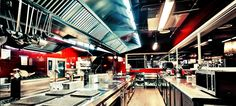 Nice Restaurant Kitchen Design