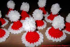 Amigurumi Natale Schemi Gratis Italiano : Schemi amigurumi natalizi cucito creativo amigurumi crochet