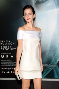 EMMA WATSON. Discover your shoulder neckline for sexy, trend on the catwalks and favorite among celebs!