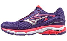 I love this purple shoe! Mizuno Running Women Road-Trail Support Moderate