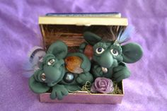 The Twins by JagannathGems on Etsy