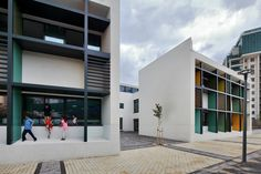Gallery - Elementary School in Tel Aviv / Auerbach Halevy Architects - 10