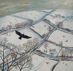 As the Crow Flies by Jo Grundy