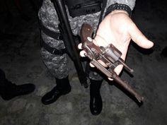 serido noticias: Operação Madrugada Segura apreende arma de fogo e ...