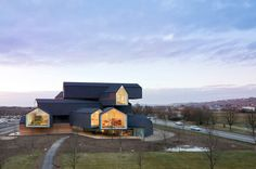 VitraHaus, Vitra Campus, Weil am Rhein, Germany (2006-2009, realisation 2007-2009). Image Courtesy of Herzog & de Meuron