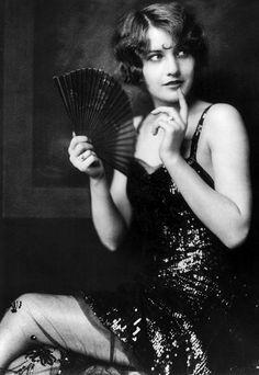 Barbara Stanwyck by Alfred Cheney Johnston, 1924