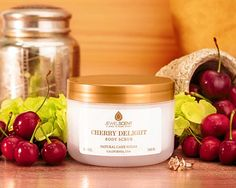 Cherry Delight Body Scrub for $28.00 at JewelScent.com