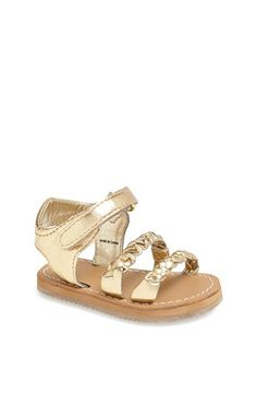 Cole Haan 'Mini Jamie' Sandal (Baby) available at #Nordstrom