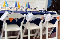 Nautical Party Table 5 20 12-9