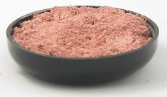French Clay - Pink, Soothing Face Mask Combine 1 oz of clay to 3 tbsp of water, add 1 tsp of jojoba oil and 2 drops of chamomile essential oil to form a paste. Apply to the skin and leave for about 10 minutes and wash off with warm water. Floral water or aloe vera gel juice can be substituted for water.