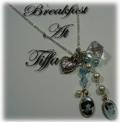 Breakfast at Tiffany's necklace from Tiffany & Co.