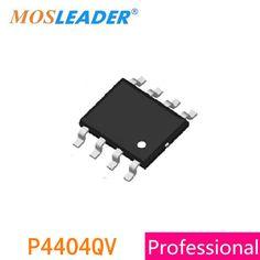SMD P4404QV SOP8 100PCS N-Channel P4404 4404 40V High quality  #Affiliate