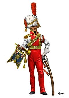 Trumpet Major, Dutch Lancers of the Guard.....