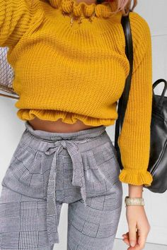 Sweater # to # – - Herbst Kleidung Winter Outfits, Casual Outfits, Cute Outfits, Fashion Outfits, Womens Fashion, Fashion Trends, 90s Fashion, Fashion Shoes, Indie Fashion