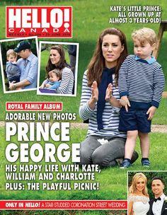 royal Hello! Canada - 20 June 2016