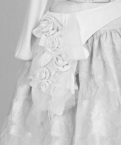 Belt for brides by Madre Mía del Amor Hermoso. details, bridal, couture, weddingdress