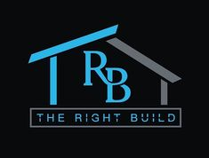 """LUXURY LOGO DESIGNS on Instagram: """"THE RIGHT BUILD LOGO ✍🏽 For all your Logo needs CONTACT US 👏🏽 Quick turnaround, quality work. #building #logo #businesslogo #roofing…"""" Company Names, Company Logo, Roofing Logo, Roofing Supplies, Building Logo, Luxury Logo Design, Construction Logo, Home Logo, Typography Logo"""