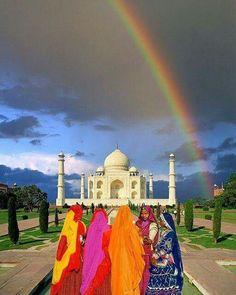 Maravilloso arcoiris