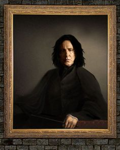"#12 Severus Snape's Portrait Severus Snape was hailed a hero after his loyalty to Dumbledore was revealed. Because he deserted his post by ""doing a bunk"", he was not approved by past headmasters for a portrait. Rowling deliberately did not include Snape's portrait in the epilogue, but reveals that . . . . . . [click to read the rest]"