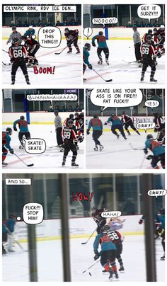 A hockey story!!!
