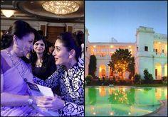 Kareena Kapoor and Sharmila Tagore to restore Pataudi Palace