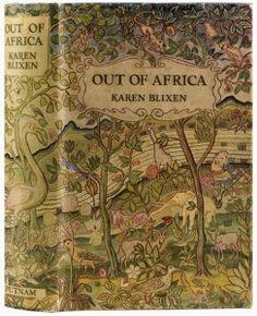 Blixen reliure web 244x300 Out of Africa by Karen Blixen