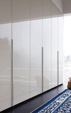 >>>Cheap Sale OFF! >>>Visit>> Reflex blanc Image detail for -Gliss Quick Molteni wardrobe closet Cupboard Design, Wardrobe Closet, Closet Doors, Wardrobe Door Designs, Interior Design, Bedroom Interior, Home, Interior, Closet Bedroom