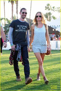 Kate Bosworth - Coachella