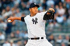 Hiroki Kuroda (New York Yankees)