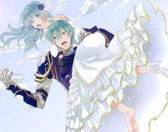 Ephraim and Eirika