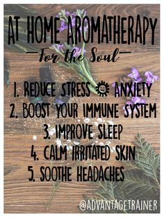 At home aromatherapy! Great ways to use essential oils if you don't have a diffuser, and awesome blends to try :)
