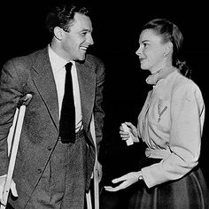 L for legends: Judy Garland & Gene Kelly