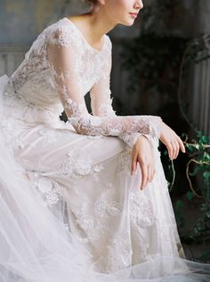Romantique bridal collection by Claire Pettibone
